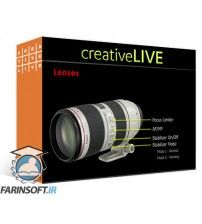 دانلود آموزش CreativeLive Canon 6D DSLR Fast Start with John Greengo