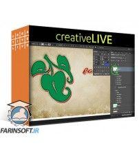 آموزش CreativeLive Personalizing Letters & Logos by Jack Davis
