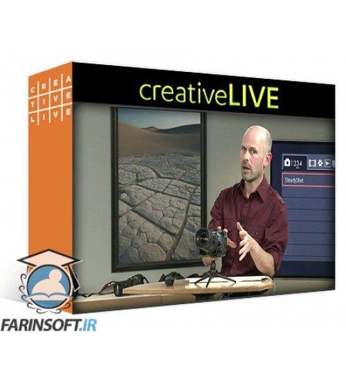 آموزش CreativeLive Sony A99 - DSLR Fast Start with John Greengo