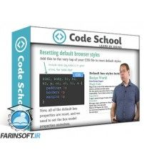 دانلود آموزش Code School Build an Interactive Website