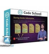 آموزش Code School Database