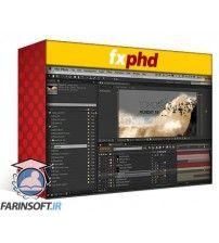 آموزش FXphd After Effects & Red Giant in Broadcast Design