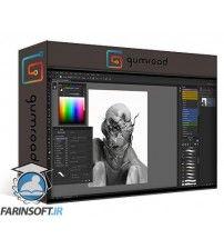 دانلود آموزش Gumroad Character Design Horror Genre by Anthony Jones