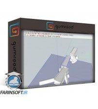 آموزش Gumroad Kalen Chock Creating 3d Blockout In SketchUp