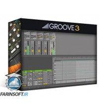 دانلود آموزش Groove3 First Song with Ableton Live