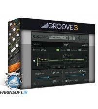 دانلود آموزش Groove 3 RX Loudness Control Explained