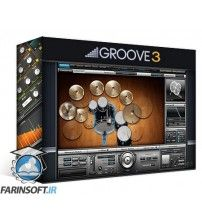 دانلود آموزش Groove 3 Superior Drummer 2 Advanced Vol 1