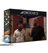 دانلود آموزش Groove 3 Tracking & Mixing Master Series I
