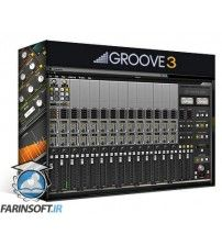 دانلود آموزش Groove 3 UAD Apollo Console Explained