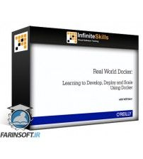 آموزش Infinite Skills Real World Docker Training Video