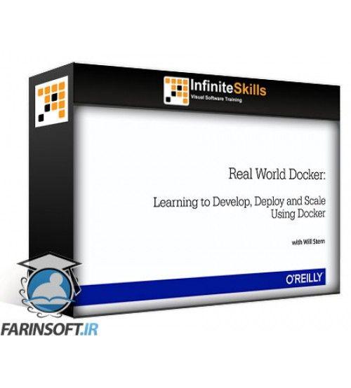 آموزش Infinite Skills Real World Docker Training Video