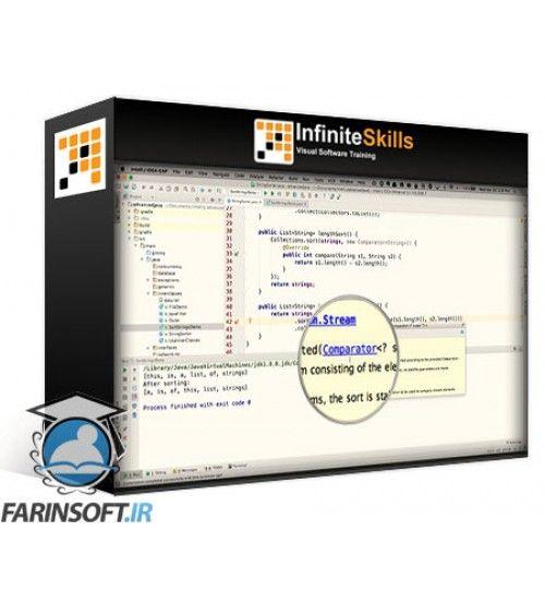 آموزش Infinite Skills Advanced Java Development Training Video