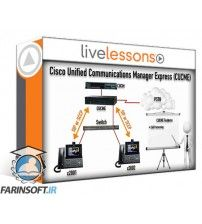 دانلود آموزش LiveLessons CCNA Collaboration 210-060 – 210-065