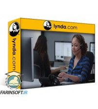 آموزش Lynda Customer Service over the Phone