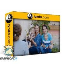 آموزش Lynda Kids Photography: At Home