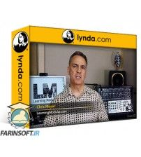 دانلود آموزش Lynda Learn Modular Synthesis