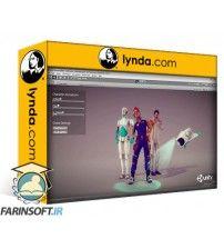 دانلود آموزش Lynda Unity 5.4: New Features