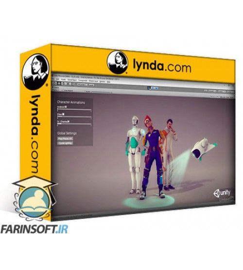 آموزش Lynda Unity 5.4: New Features