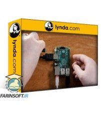 آموزش Lynda Build a Raspberry Pi Media Server