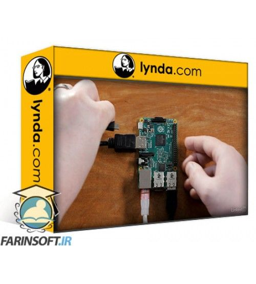 آموزش Lynda Build a Raspberry Pi Media Server