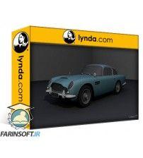 دانلود آموزش Lynda Introduction to 3D