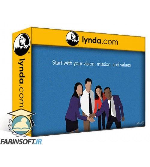 آموزش Lynda Strategic Human Resources