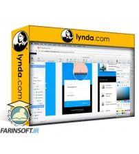 دانلود آموزش Lynda UX Design Tools: InVision