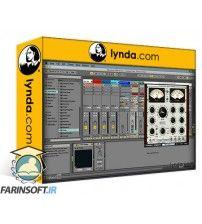 دانلود آموزش Lynda Advanced EDM Mixing Principles