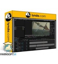 دانلود آموزش Lynda After Effects Compositing 06: Tracking and Stabilization