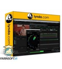 آموزش Lynda Audio for Video: Production and Post Sound Techniques