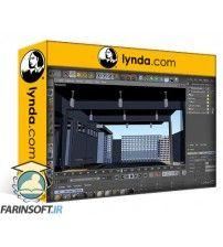 آموزش Lynda Camera Animation with CINEMA 4D