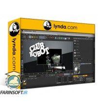 آموزش Lynda CINEMA 4D Lite for After Effects: Getting Started