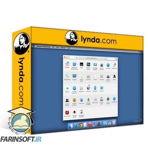 دانلود آموزش Lynda Computer Literacy for Mac