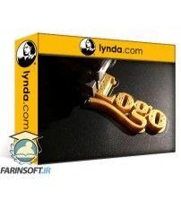 آموزش Lynda Creating a 3D Logo in Photoshop