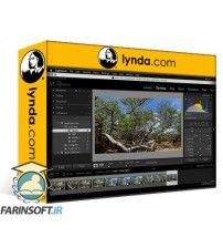 آموزش Lynda Creating Panoramas with Lightroom
