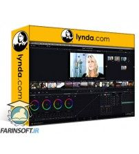 آموزش Lynda DaVinci Resolve 12 Advanced Color Grading