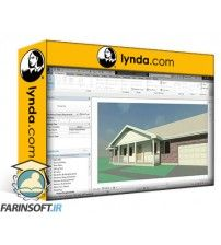 آموزش Lynda Designing Home Plans with Revit