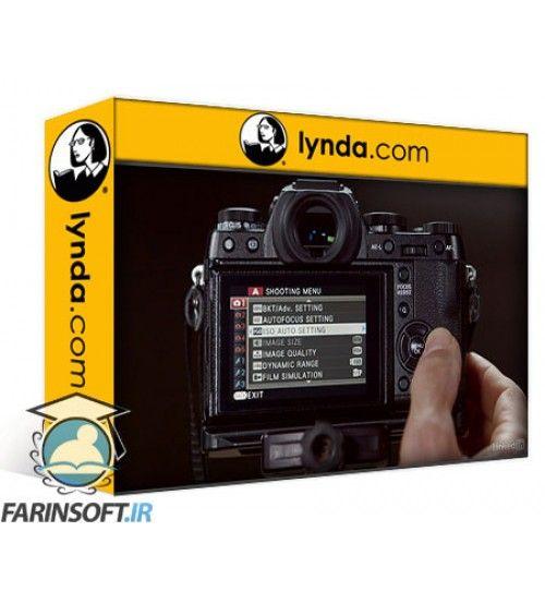 آموزش Lynda Exploring Photography: Exposure and Dynamic Range
