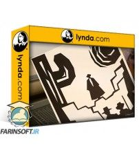 آموزش Lynda F2 Design: Letterpress Printing and Poster Design