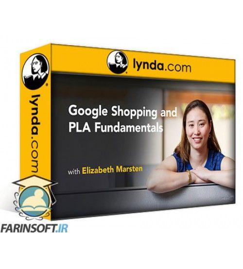 آموزش Lynda Google Shopping and PLA Fundamentals