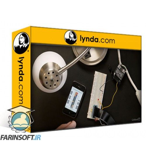 آموزش Lynda Home Monitoring and Control with Raspberry Pi