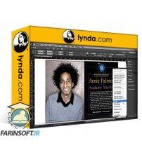 آموزش Lynda InDesign Insider Training: Preflight and Printing