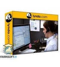 دانلود آموزش Lynda Innovative Customer Service Techniques