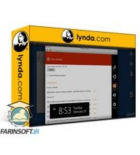 آموزش Lynda Installing Windows 8 in VMware Fusion
