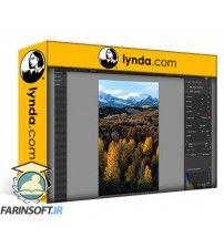 آموزش Lynda Landscape Photography with Lightroom and Photoshop