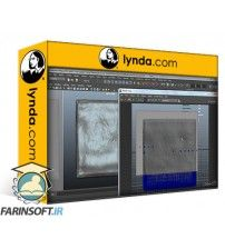 آموزش Lynda Learn to Texture for Games