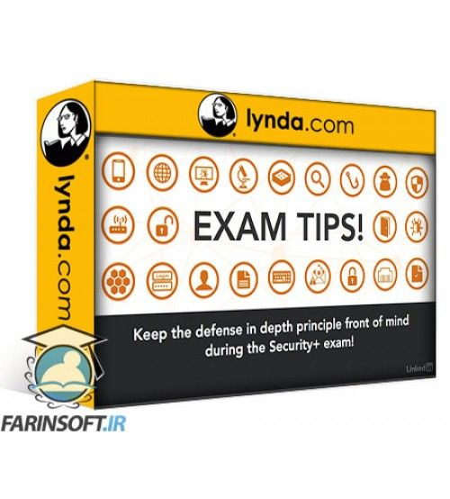 آموزش Lynda CompTIA Security+ Exam Prep (SY0-401): Network Security