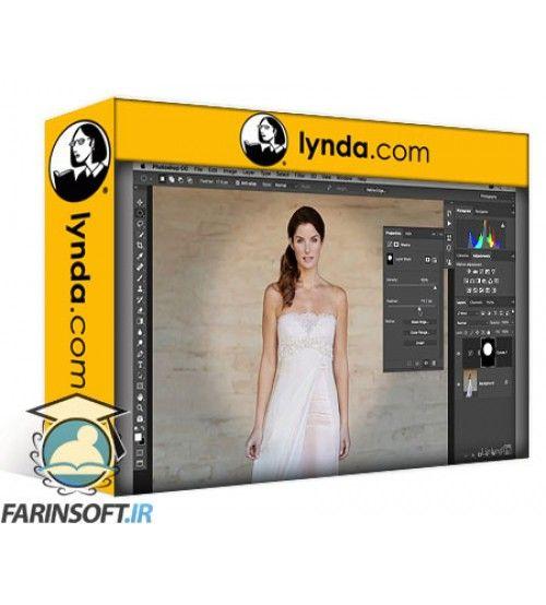 آموزش Lynda Mastering Selections in Photoshop CC