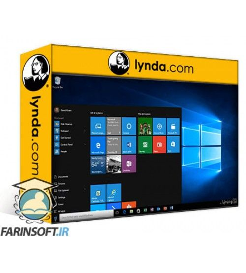 آموزش Lynda Migrating from Windows 8 and 8.1 to Windows 10