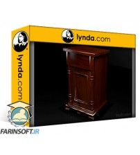 دانلود آموزش Lynda Modeling a Cabinet with SOLIDWORKS